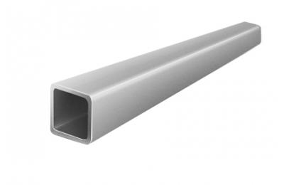 Алюминиевая профильная труба АД31, Т1 20x10x2x4000