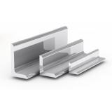 Алюминиевый уголок АД31, Т1 60x6x6x60x6000